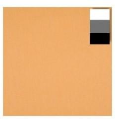 Walimex stof baggrund 2,85x6m, abrikos 0