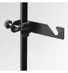Walimex Single Hook SÆT - Til 1 Baggrundsrulle - Montering på stang
