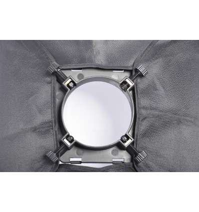 Godox Softbox 60 x 60 cm (incl lille universal speedring adapter) 0