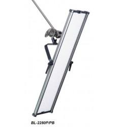 Boling LED Slim line  Videolampe BL-2280P. 5500 Kelvin 0