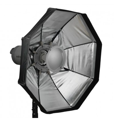 Easy Click Oktagon Softbox / Beauty Dish. S-type (Bowens)  Lampeinterface. 0