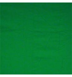 Baggrundsstof 3 x 6 meter CHROMAKEY GRØN - 167gr. pr. kvm