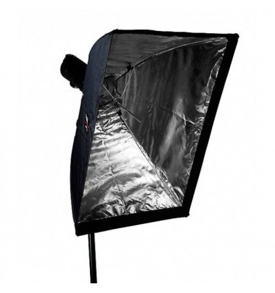 TrueWhite - EASY-FOLD 80x120cm softbox - Ny model 0