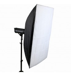 TrueWhite Softbox 80 x 120 cm - Dison S-type - Ny Model