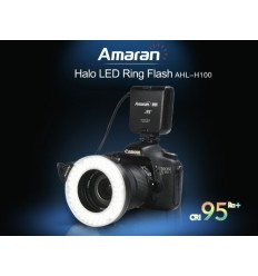 Aputure Amaran HC100 LED Ring Flash 0