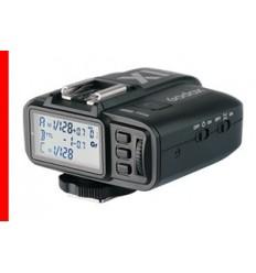 Godox X1 2.4 Ghz Trigger til Canon, Nikon, Sony, Olympus, Panasonic og Fuji