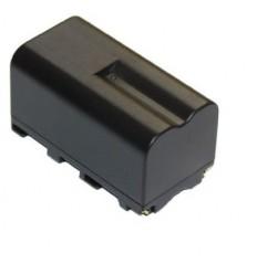 Li-ion batteri - 7.4V - 2200mAh - NP-F550 0
