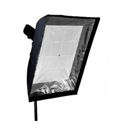 TrueWhite -  EASY-FOLD 22x90cm softbox - Ny model - Ren 5500 kelvin