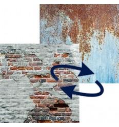 Lastolite foldbar baggrund rust / mursten 1.5x2.1 m. 0