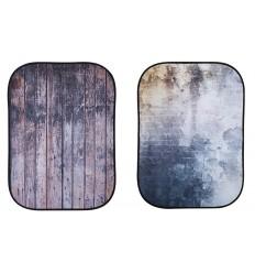 Lastolite foldbar baggrund væg / træ 1.5x2.1