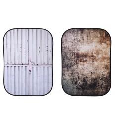 Lastolite foldbar baggrund metal / container 1.5x2.1 m. 0