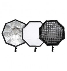 Godox Witstro AD600 Softbox Kit - 60cm Octagonbox m. grid & diff. & dish sheet