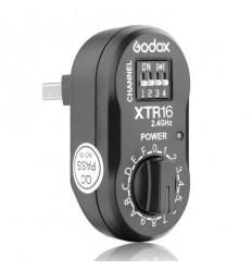 Godox Wistro XTR-16 modtager 0