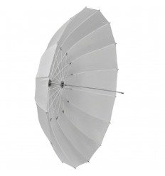 Paraply 150cm Soft hvid Top kvalitet 1