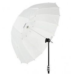 Paraply 165cm Deep Soft Hvid Top kvalitet 0