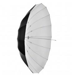 Paraply 180cm Hvid Top kvalitet