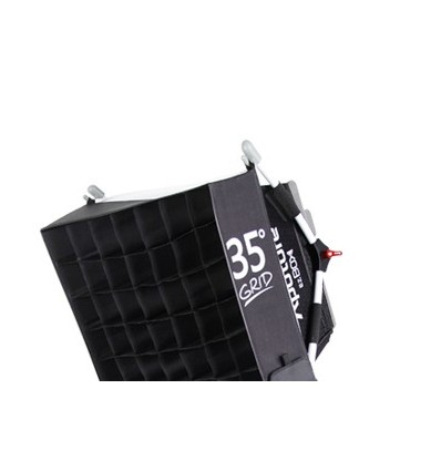 Aputure Softbox (m. eller uden grid) til Amaran 672 3