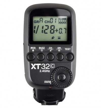 Godox XT32 High Speed trigger - til Canon og Nikon 2
