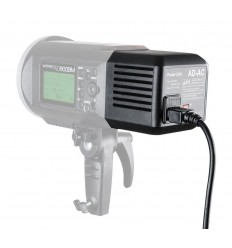 Godox AC Adapter til Witstro AD600 flashlight 0