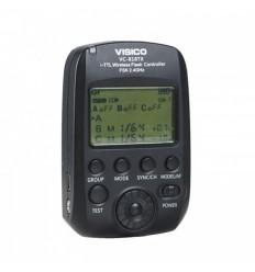 Radiotrigger til Visico 5 VC-818TX