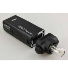Godox Wistro AD200 TTL, HSS kompakt flash med 2 forskellige flashhoveder 0