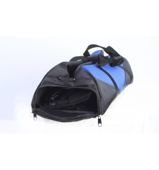 Blue Video Bag