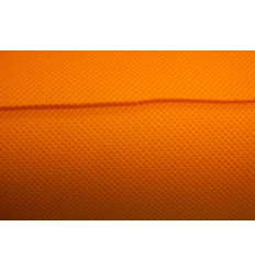 Kanvasbaggrund på papkerne - 3x6m - Orange 0