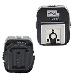 Pixel Sony til Canon/Nikon TF-336 Hotshoe Converter