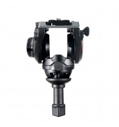 Manfrotto Videohoved MVH500A Half-Ball 60mm. *Demo Vare* 0