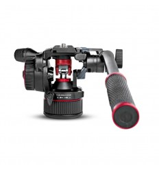Manfrotto Videohoved Nitrotech N8 *Demo Vare* 0