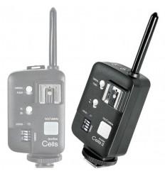 Godox Cells II Canon - Ekstra Sender / modtager