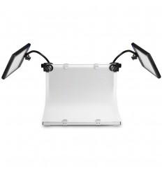 walimex macro-fotobord med LED lamper 0