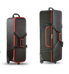 Trolley Orange/Sort - Flere størrelser