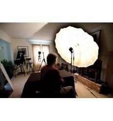 Lys Regel Nr 1 - Størrelse på lyskilde (softboks) er måske den mest afgørende faktor i lyssætning